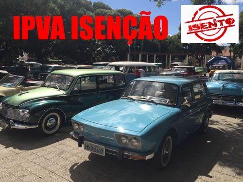 carros-antigos-direito-isencao-ipva