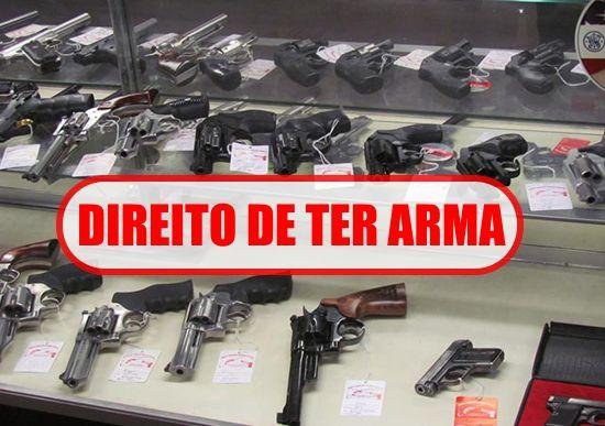 direito-de-ter-arma-de-fogo