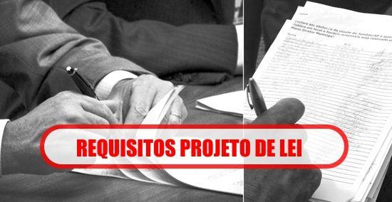 requisitos-apresentar-projeto-de-lei
